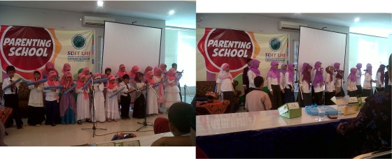 Performance murid-murid SDIT LHI